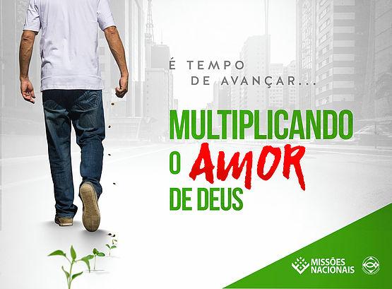 Missões Nacionais 2016 - Campanha Aberta