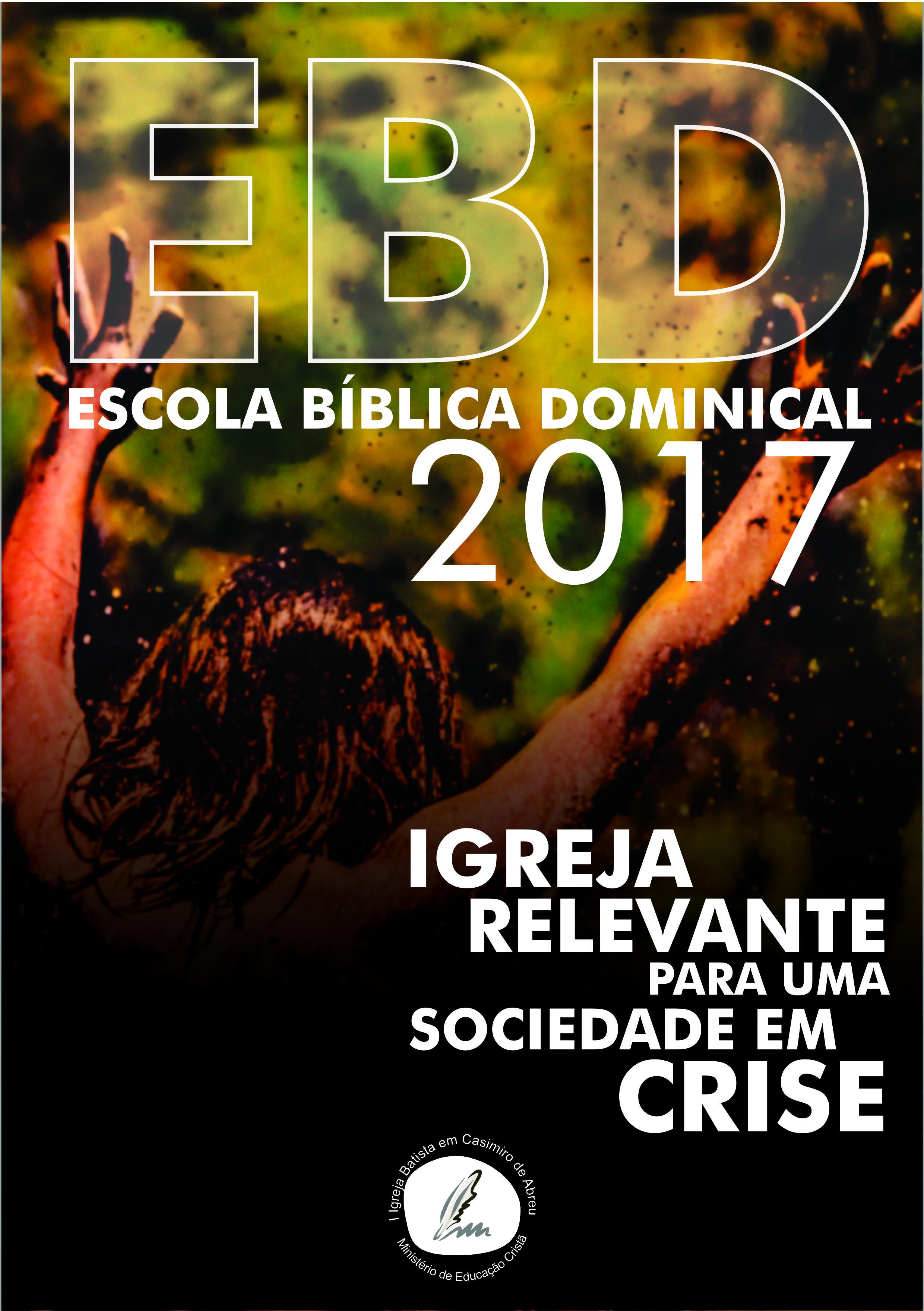 Acesse o Boletim da EBD para o dia 05/02/2017